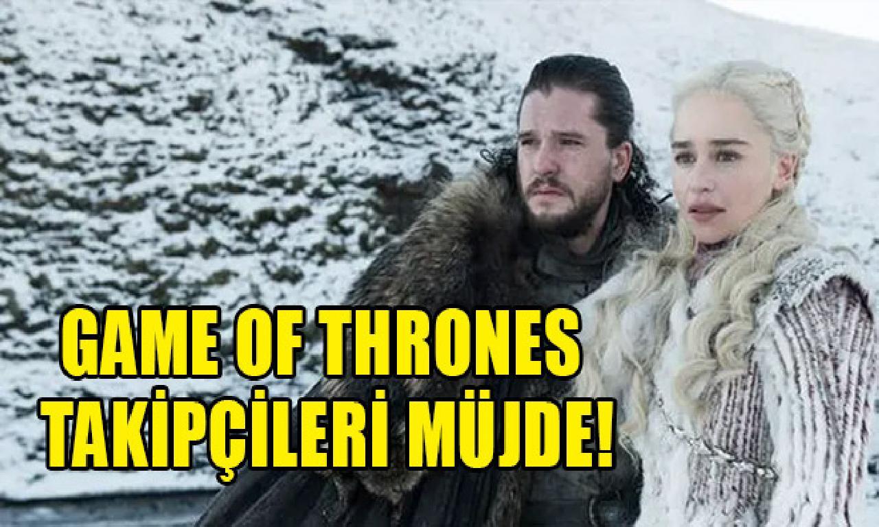 Game Of Thrones'un 6. kitabı geliyor