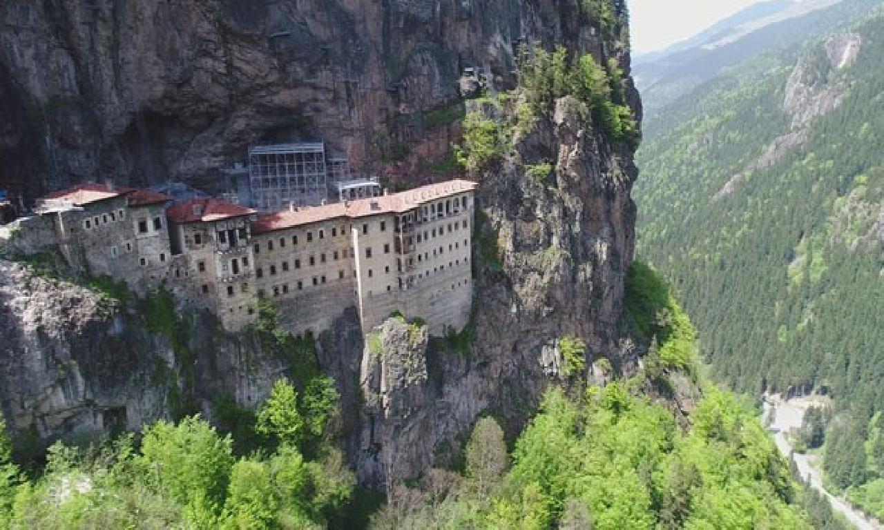 Sümela Manastırı, Ayasofya Camii dahi Kızlar Manastırı açılıyor