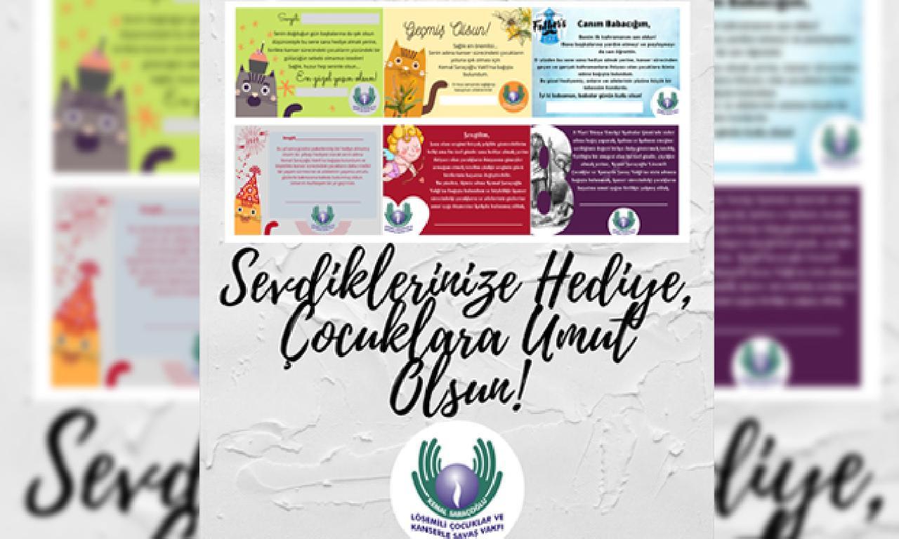 Kemal Saraçoğlu Vakfı'ndan, Umut Kartları Serisine İki Yeni Kart