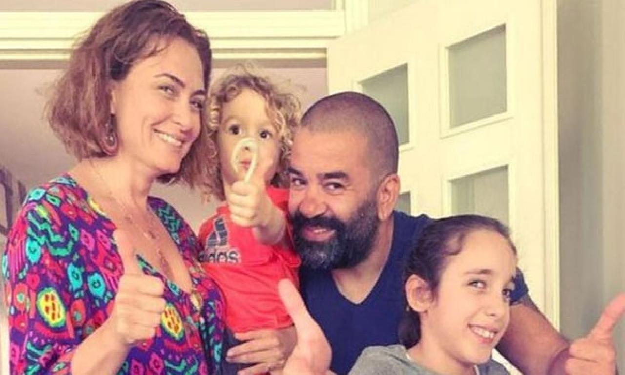 Ceyda Düvenci'den oğluna doğum günü paylaşımı