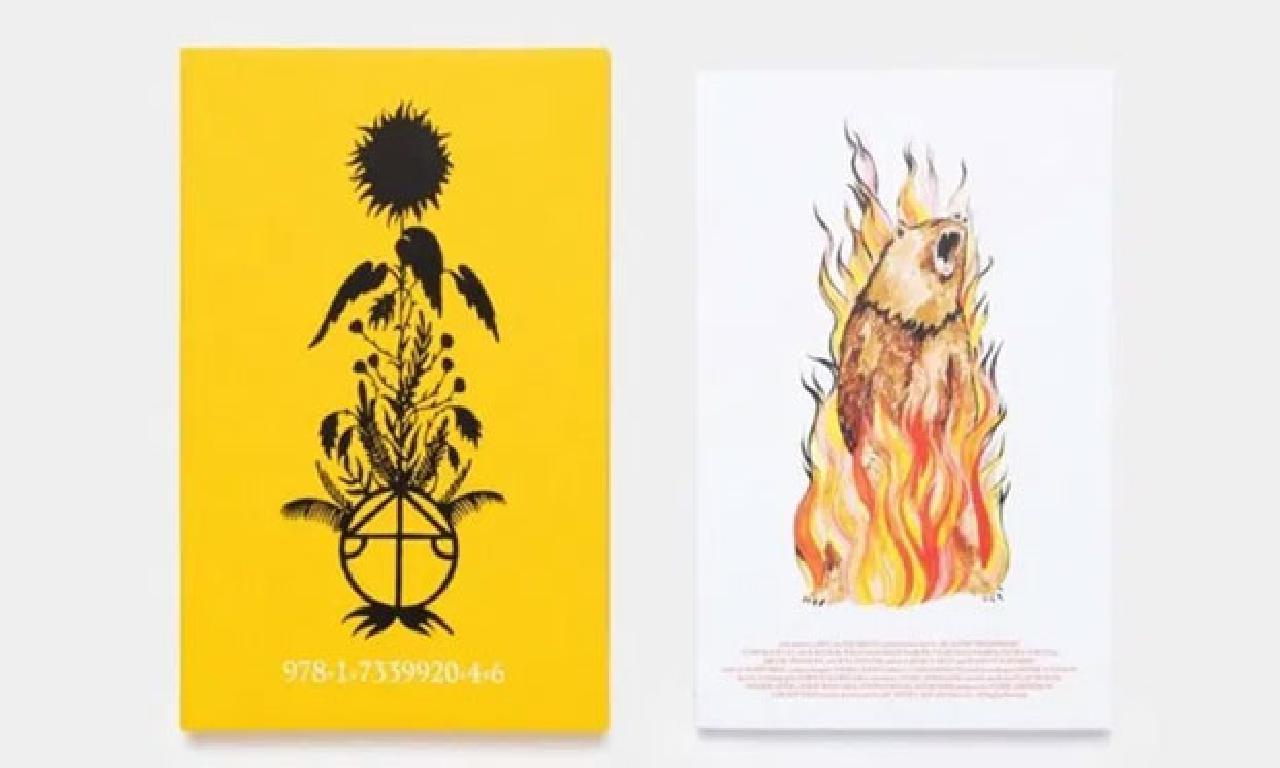 Midsommar Filmindeki Ritüel Çizimlerinin Yer Aldığı 62 Sayfalık Kitap Yayımlandı