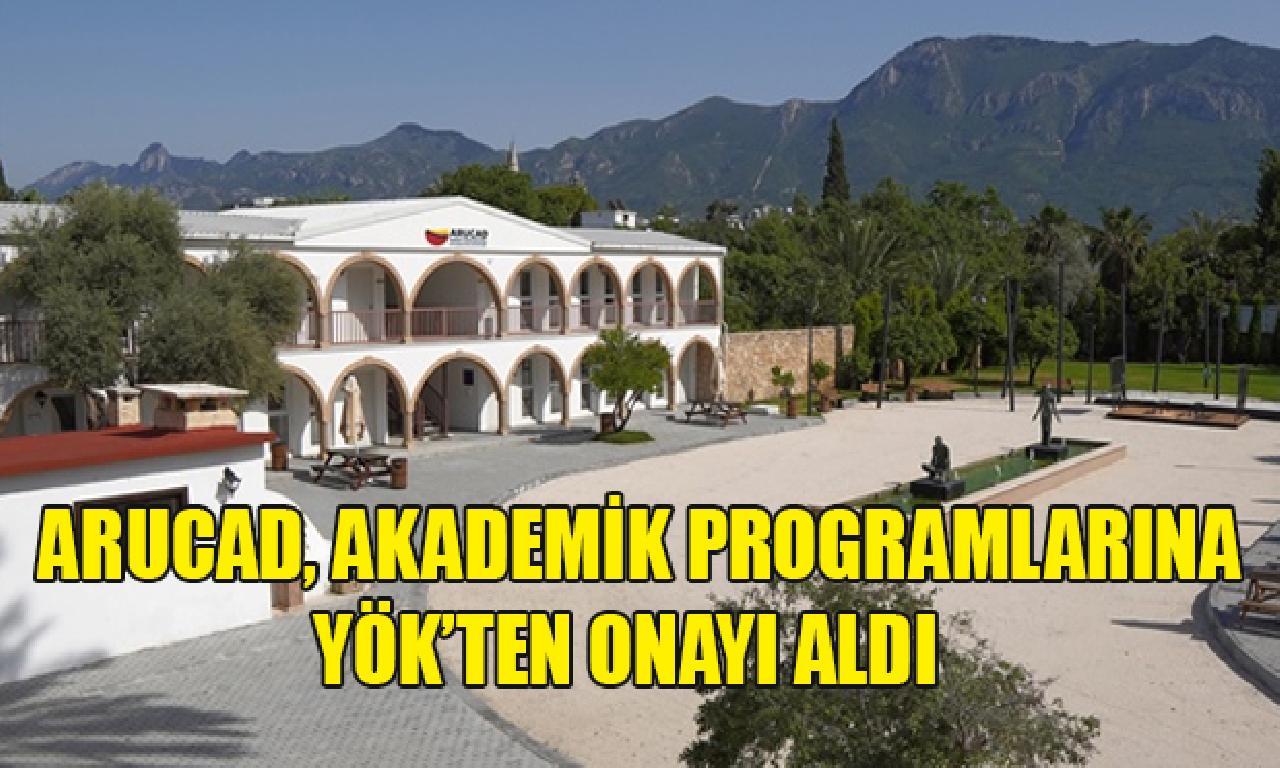 ARUCAD, Akademik ProgramlarınaYÖK'ten Onayı Aldı