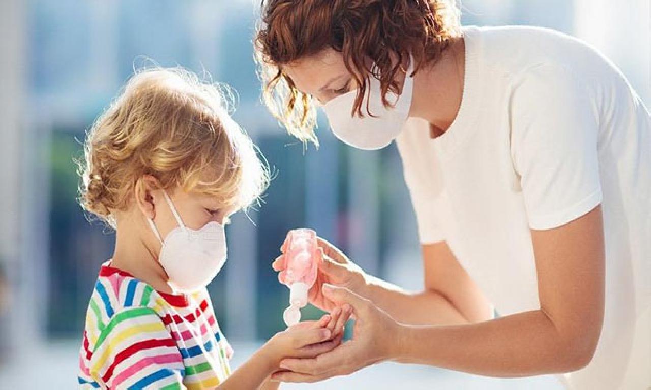 Anneler dikkat! Çocuğunuzu koronavirüsten savunmak için...