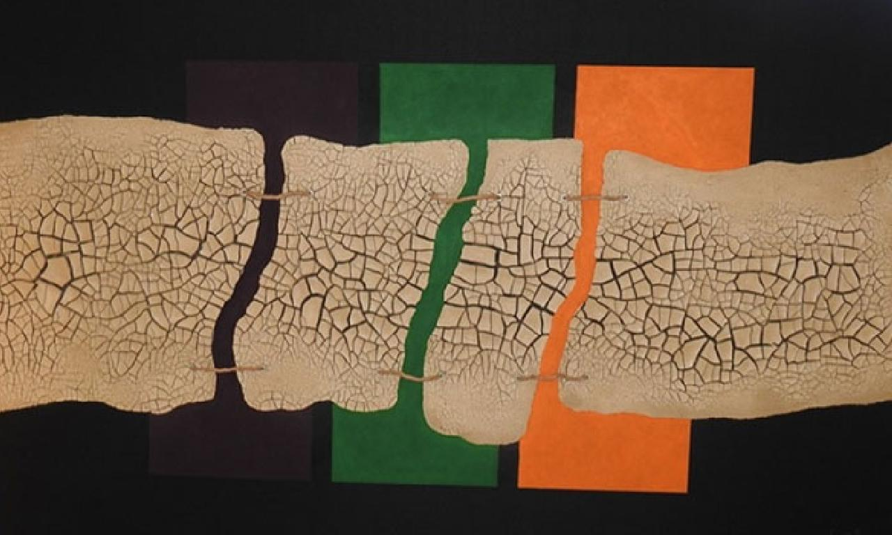 """""""Varoluşa Dokunmak"""" adlı varlıkların dahi taş sergisi YDÜ'de aramak açılacak"""