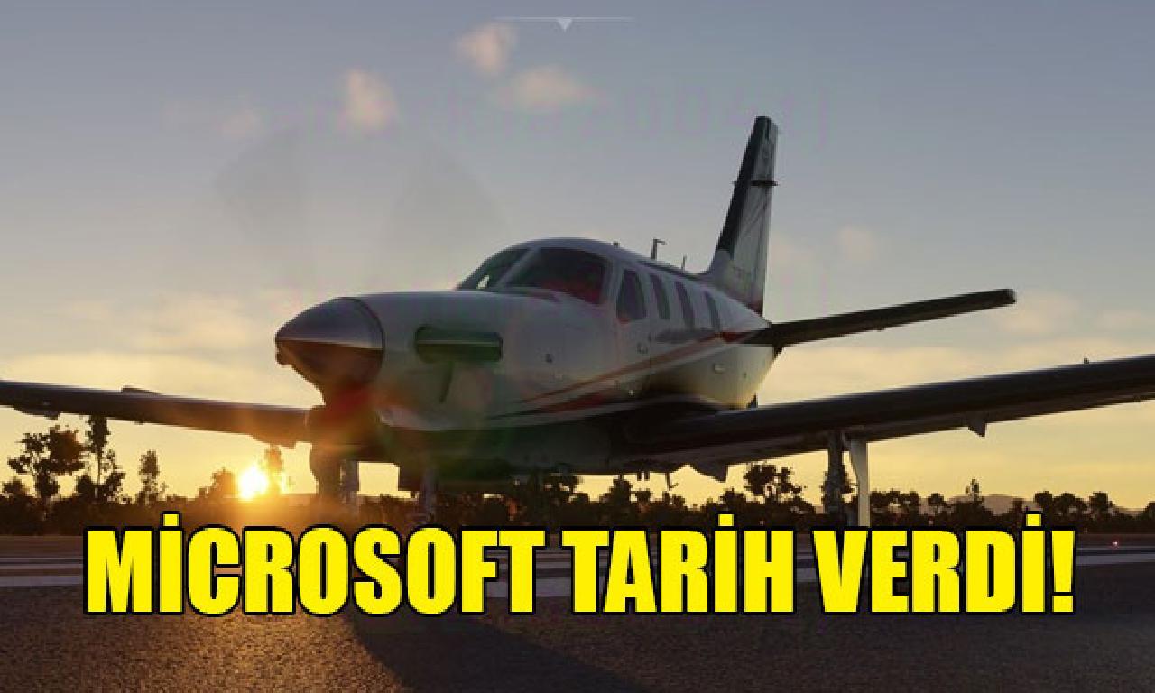 Microsoft, Flight Simulator 2020 için toplumları cömert