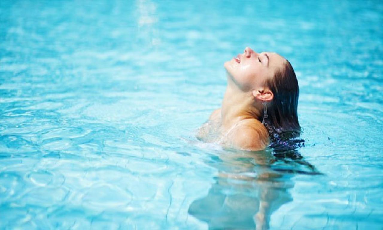 Yüzmenin iştah açtığı araştırmayla ortaya konuldu