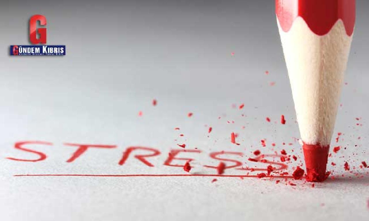 Stresle Baş Edememe Kilo Alımına Sebep Oluyor