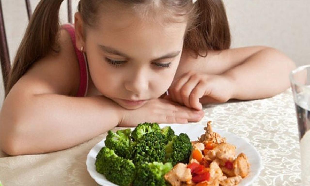 Çocuklardaki iştahsızlığa karşı öneriler