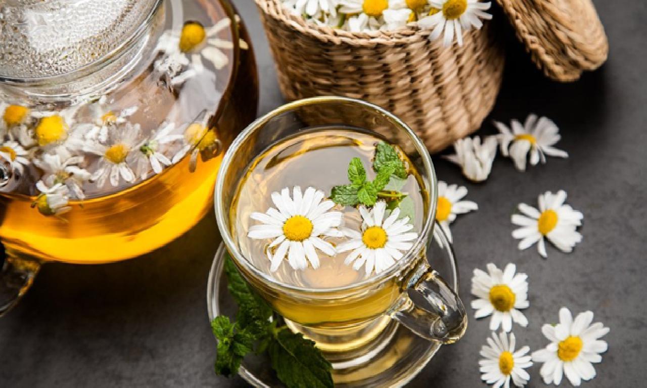 Papatya çayının kadınlara faydaları