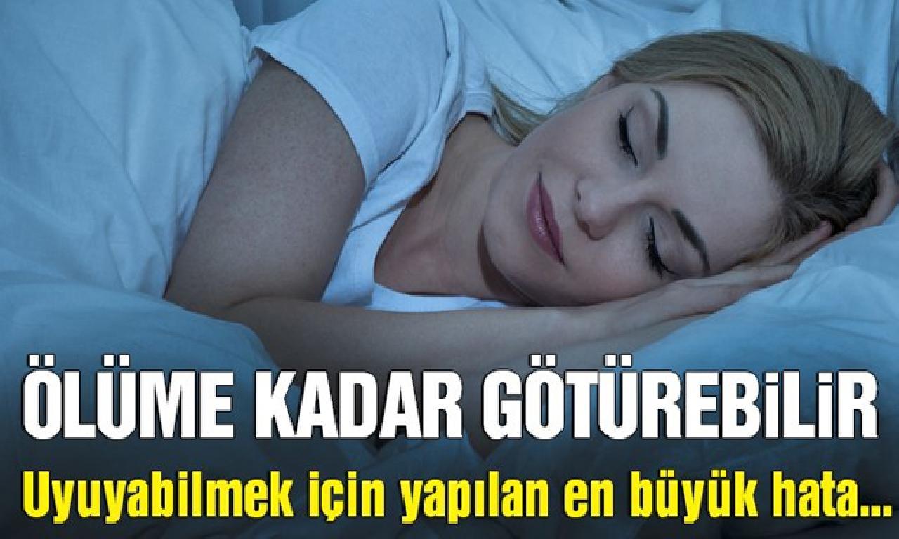 Uyku haplarıyla alâkadar ağır ol uyarı!