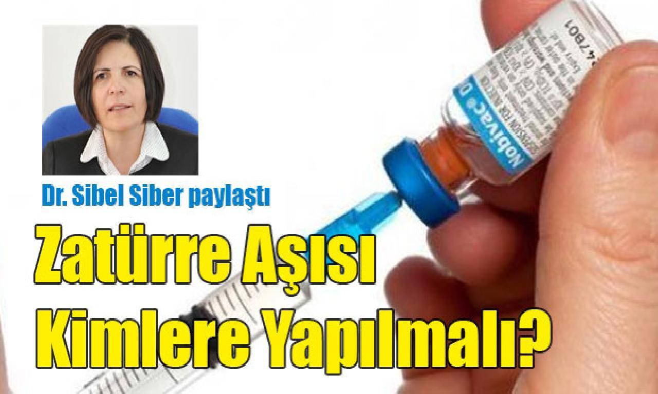 Uzman Doktor Sibel Siber açıkladı: Zatürre Aşısı Kimlere Yapılmalı? Hangi aşı yapılmalı?