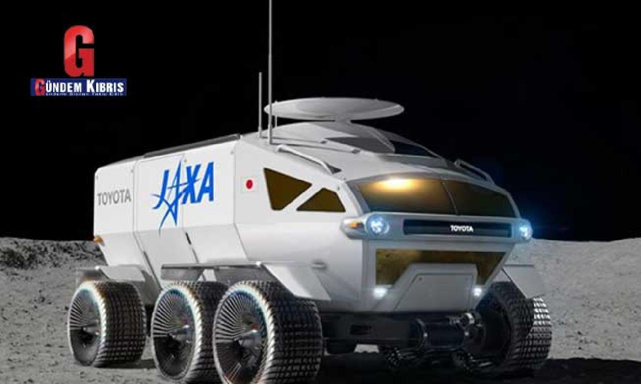 Toyota'nın Ay'a gidecek aracının adı malûm evet