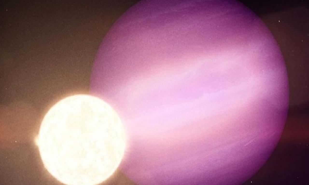 Beyaz cüce yörüngesinde Jüpiter büyüklüğünde tek seyyare keşfedildi