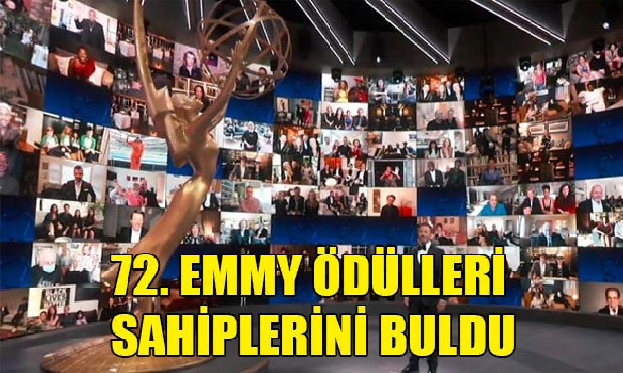 72. Emmy Ödülleri sahiplerini önemli