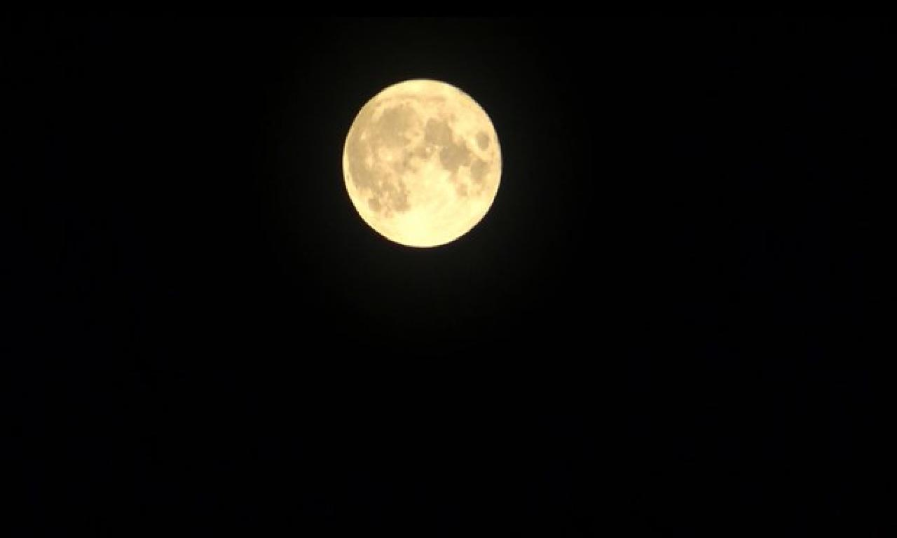 Ay yüzeyindeki ışınım ölçüldü