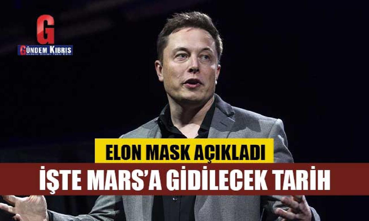 Elon Musk Mars yolculuğu için toplumları cömert