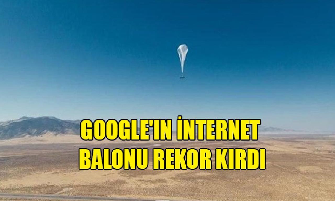 Google'ın genel ağ balonu erişim kırdı