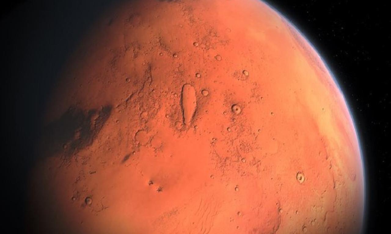 Dünya'dan götürülen bakterilerle Ay dahi Mars'ta mineral madenciliği yapılabilecek