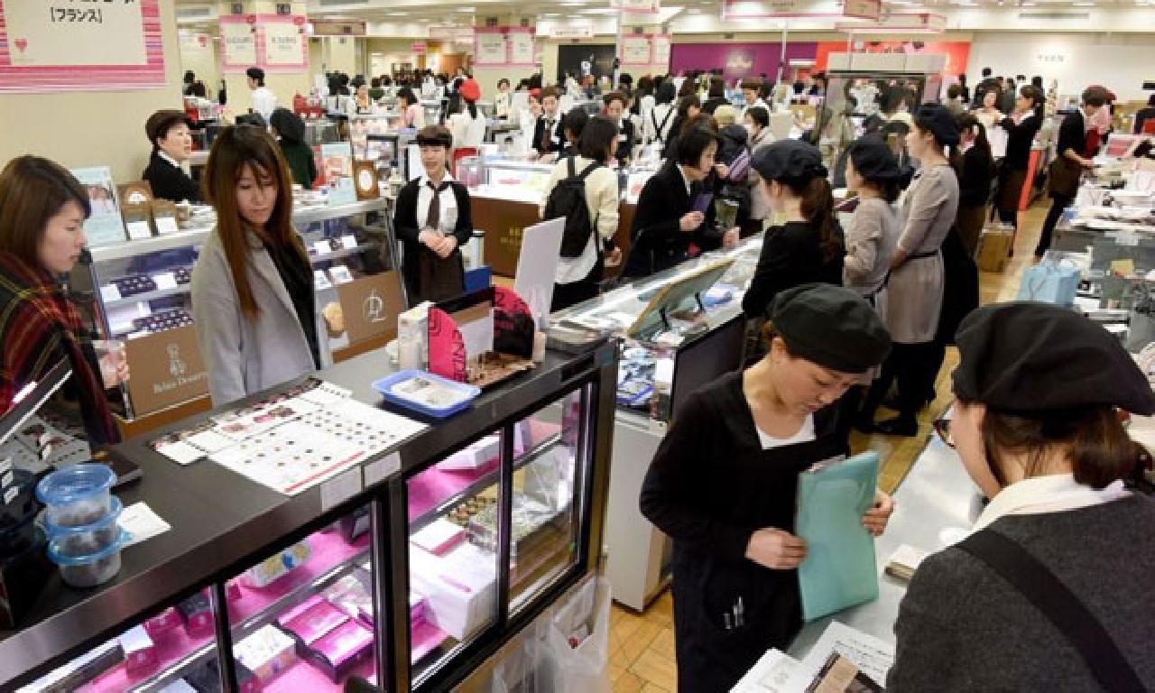 Japonya'da aksülâmel çeken uygulama!