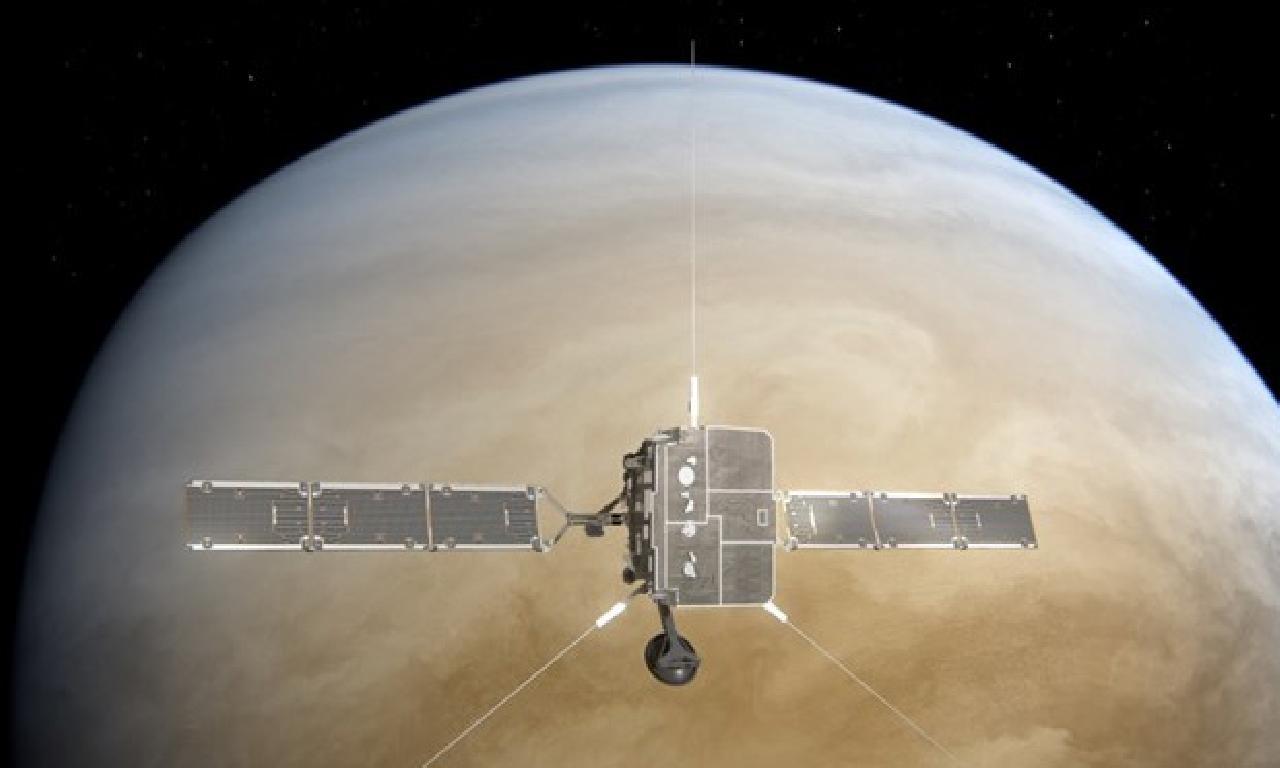 Solar Orbiter 'Yakıcı Gezegen'in yakınından altu geçişini yaptı