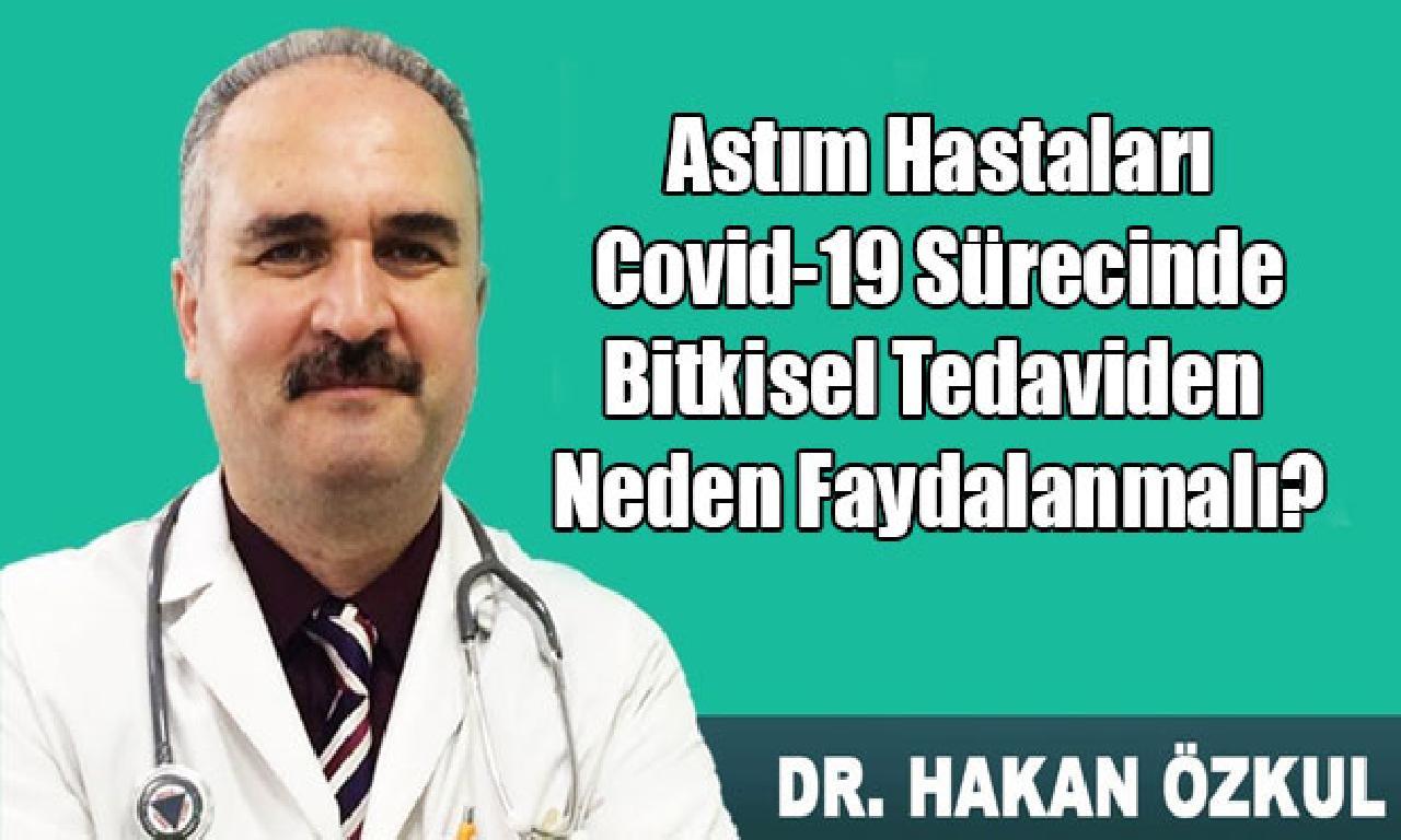 Covid-19 Sürecinde Astım Hastaları Bitkisel Tedaviden Neden Faydalanmalı?