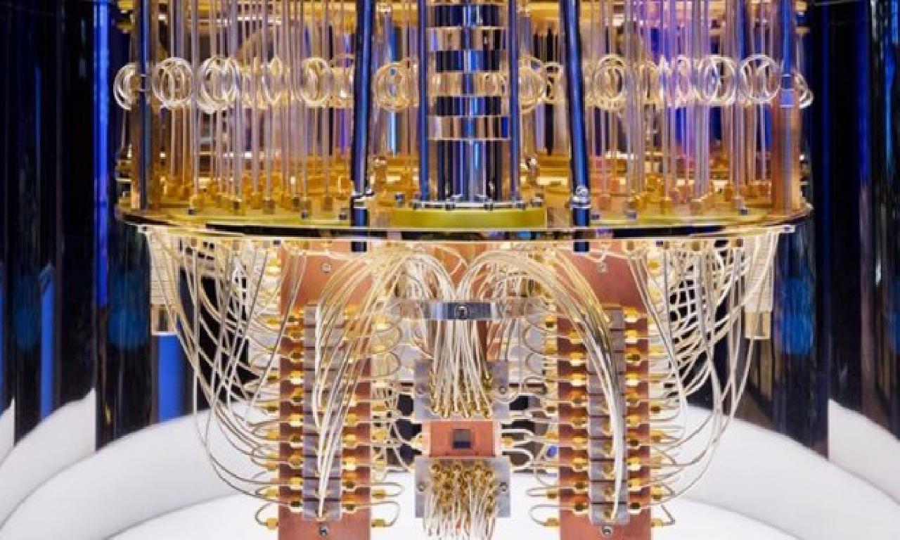 IBM 100 kesme hızlı kompüter geliştirdi