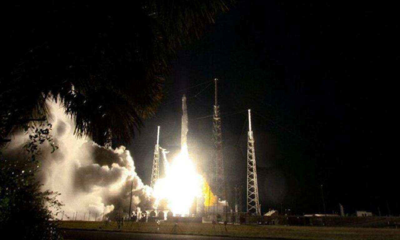 SpaceX Starlink görevini başarıyla tamamladı