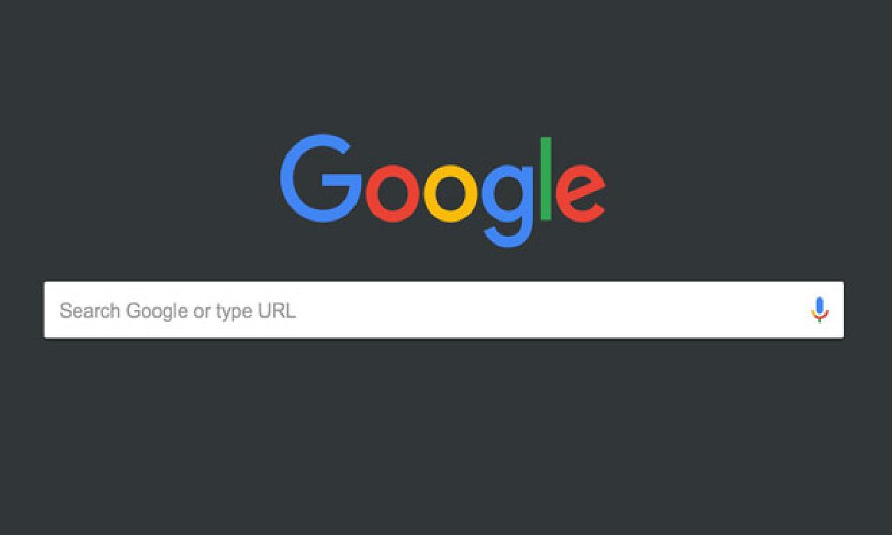 Google, taharri motoruna karanlık mod özelliği geliyor