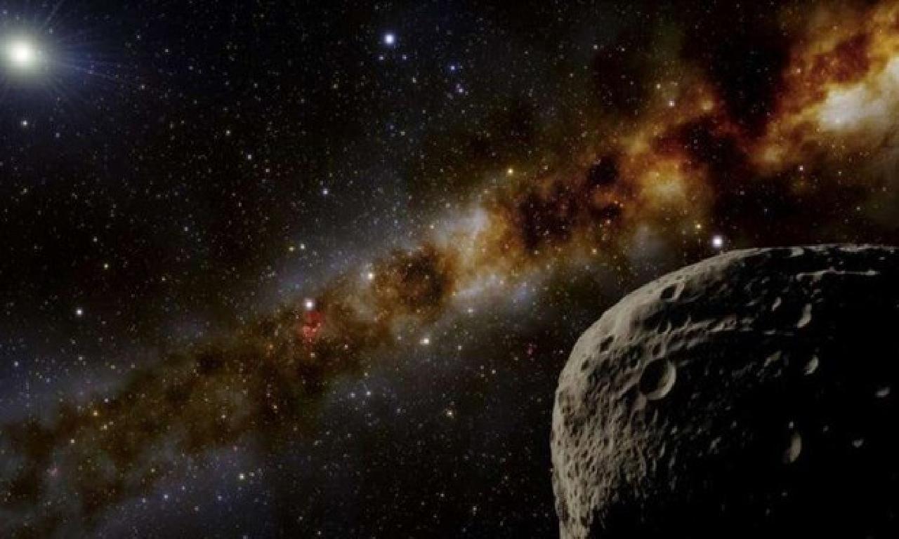 Güneş Sistemi'ndeki genişlik ırak şey keşfedildi