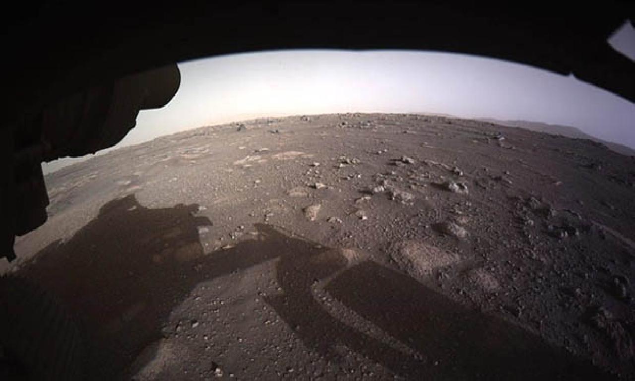 NASA Perseverance'tan mevrut Mars'ın yakın çekim fotoğraflarını yayımladı
