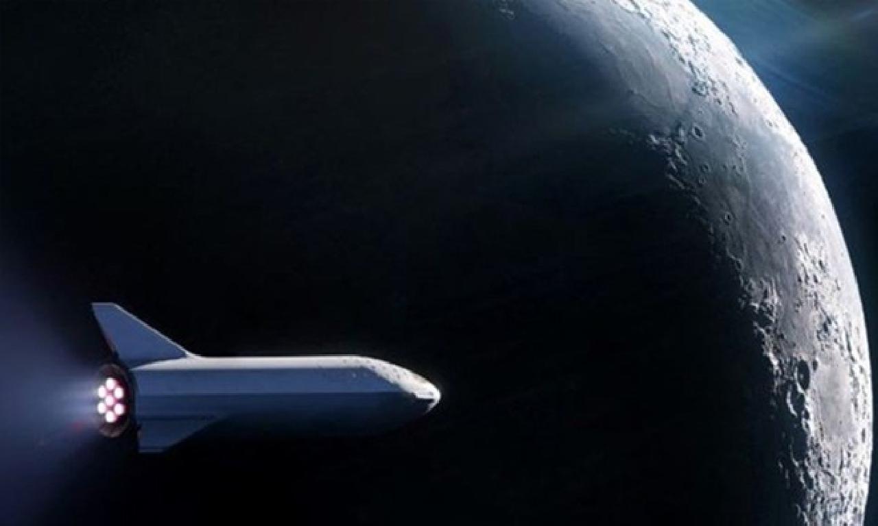 İlk feza turisti duyurdu: Ay'a gidecek 8 gönüllü aranıyor