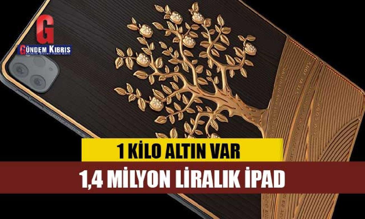 1.4 1000000 liraya Apple iPad Pro
