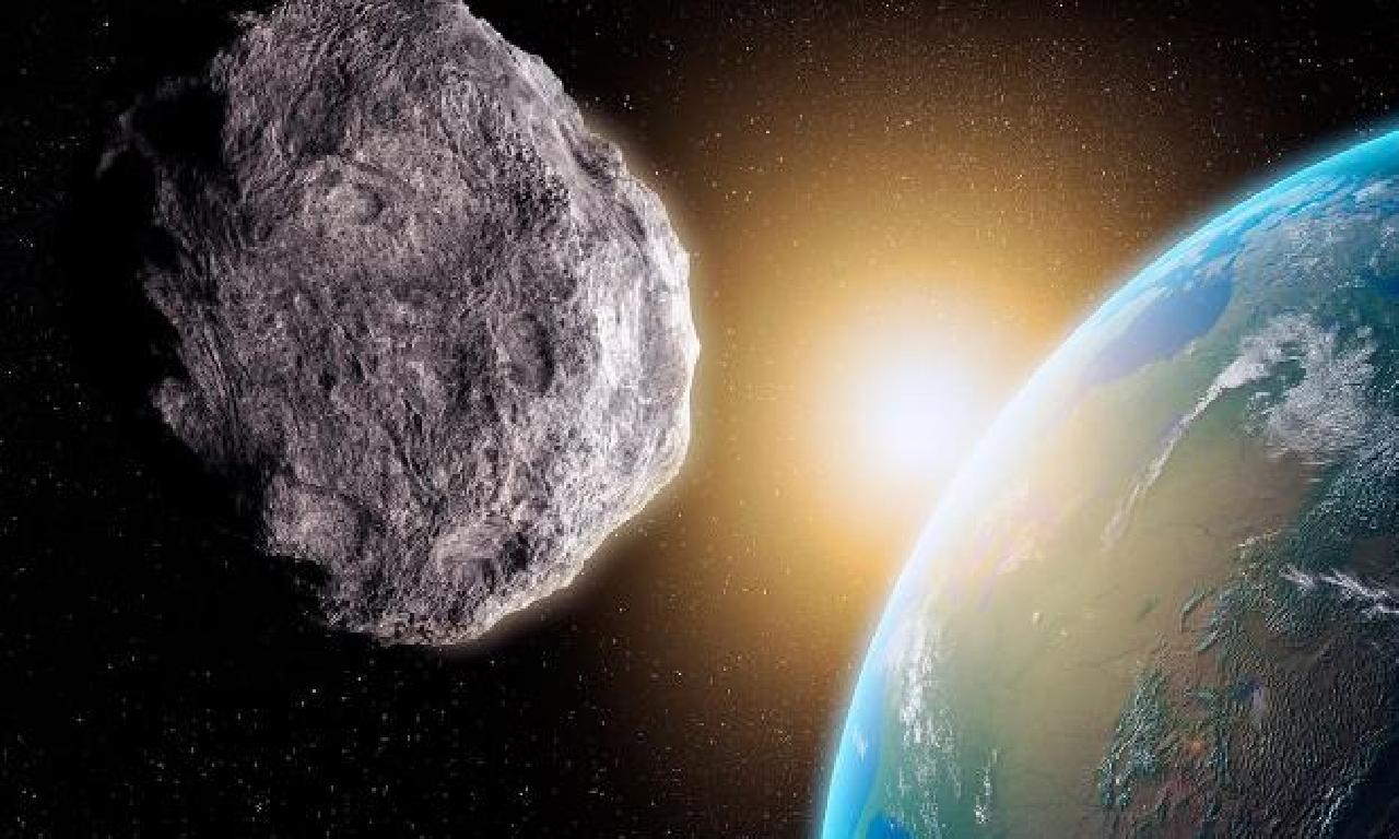 Dev asteroid Dünya'nın yakınından geçecek