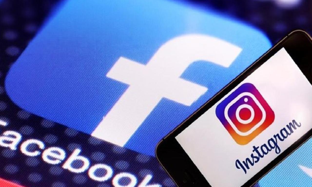 Facebook dahi Instagram'a erişim sorunu