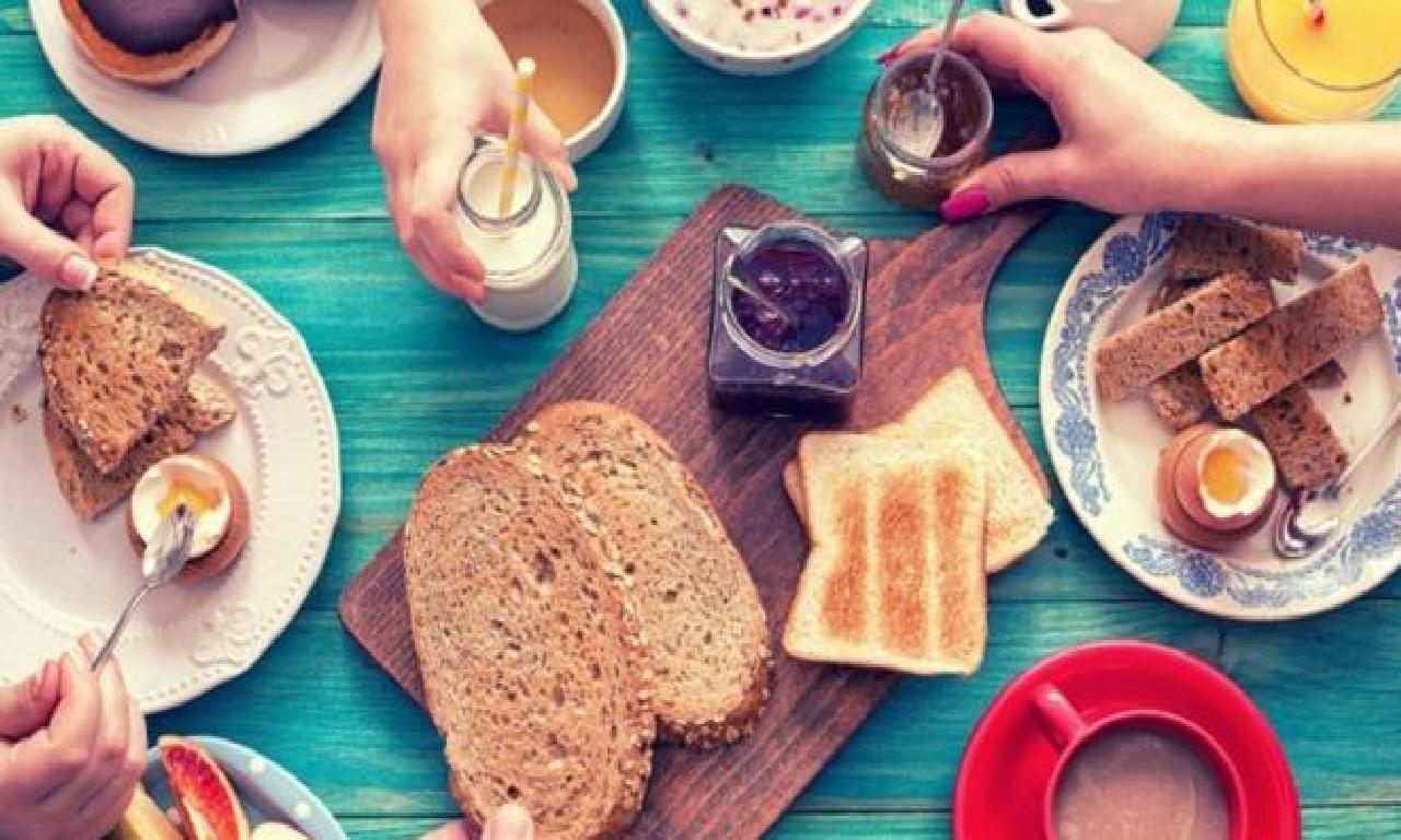 Sahurda kahvaltı türü arıcı öneriliyor