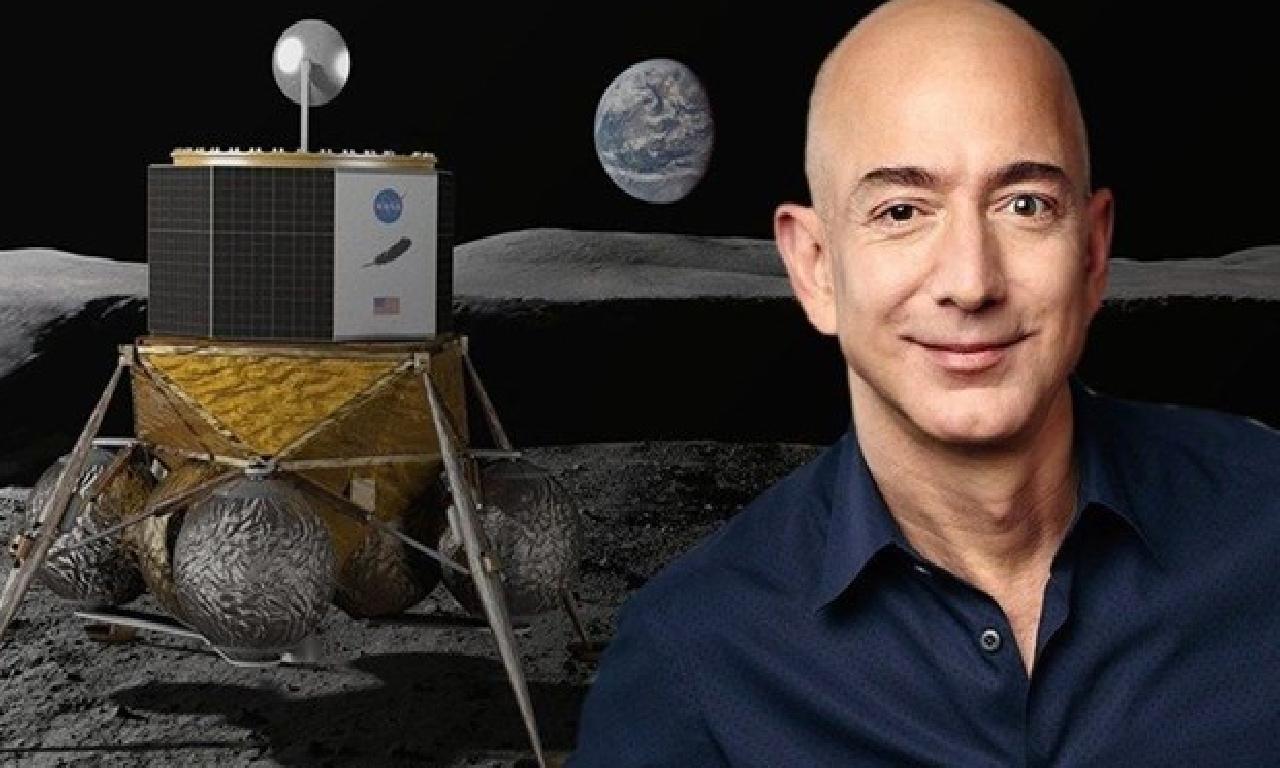 Jeff Bezos'tan 2,5 1000000000 dolarlık pay satışı