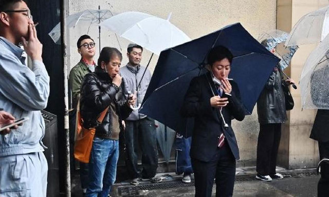 Philip Morris, Japonya'da cıgara satışlarını 10 yıl içinde bitirmeyi hedefliyor
