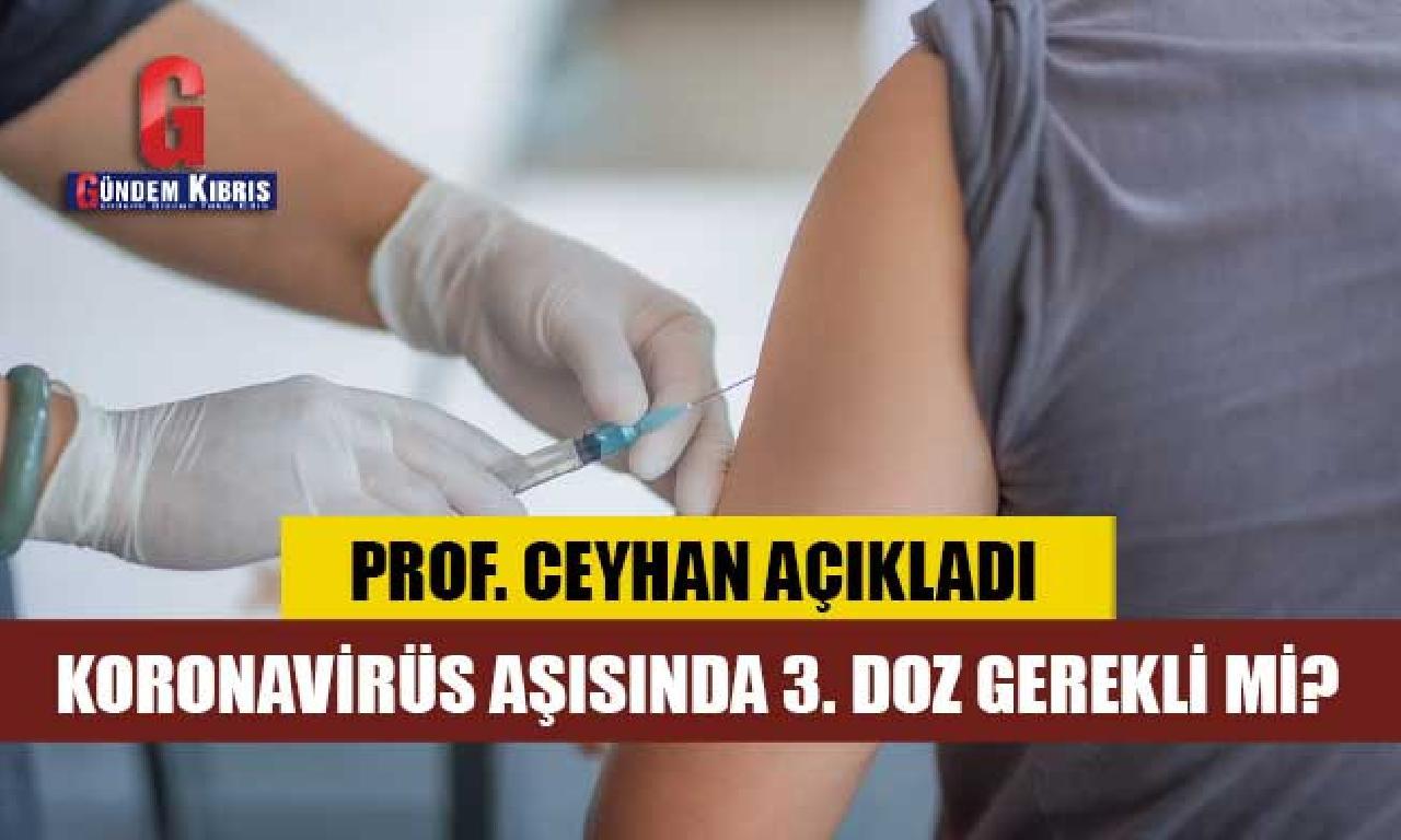 Koronavirüs aşısında 3. düze yapılması mi?