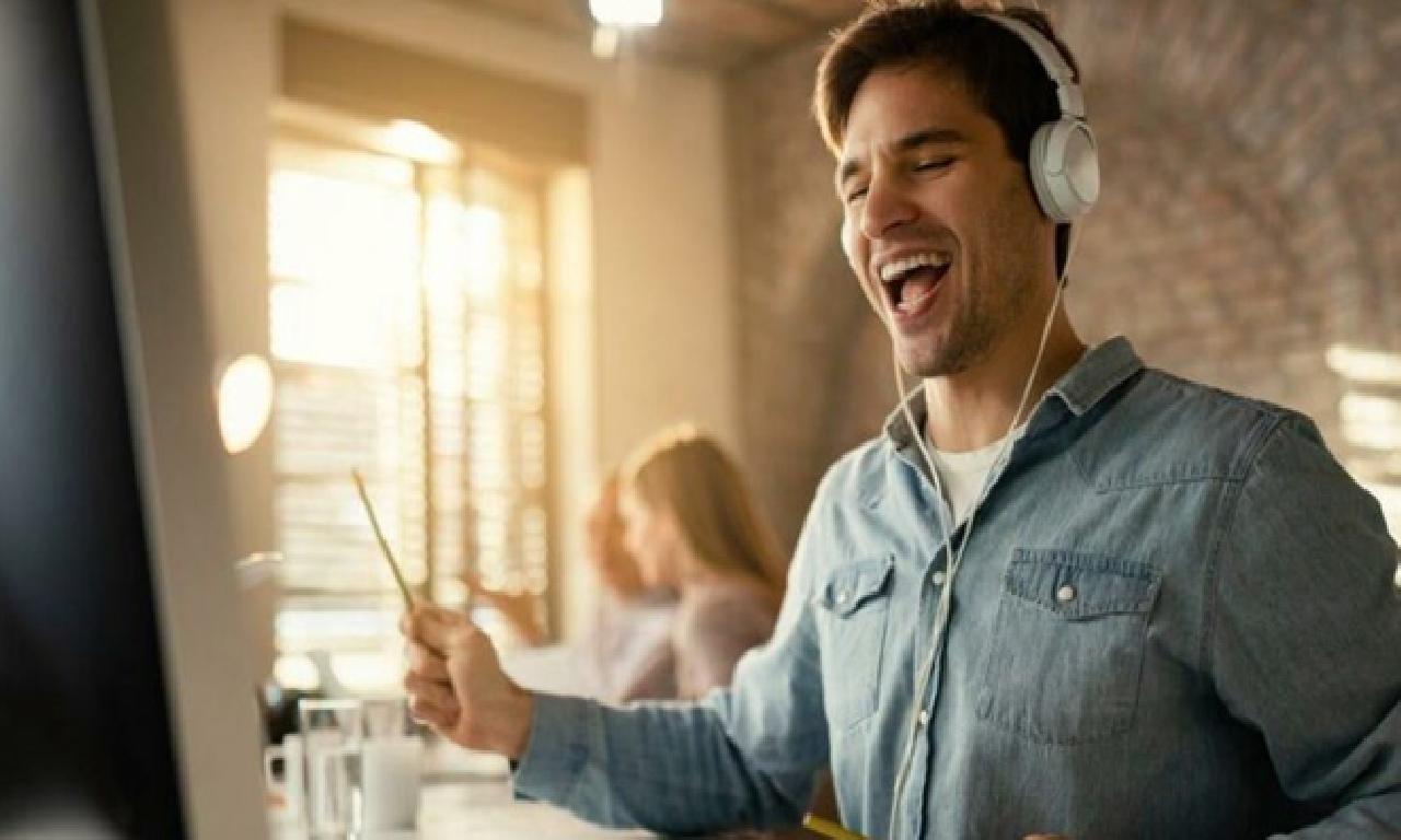 Müzik dinlerken mahsus duyguların haritası çıkarıldı
