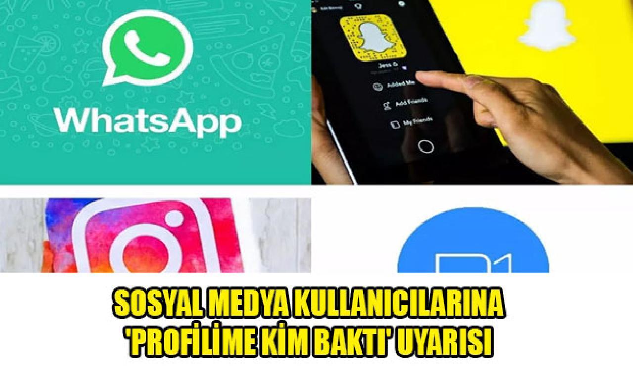 Sosyal iletişim ortamı kullanıcılarına uyarı: 'Banka hesaplarınız da boşaltılabilir'