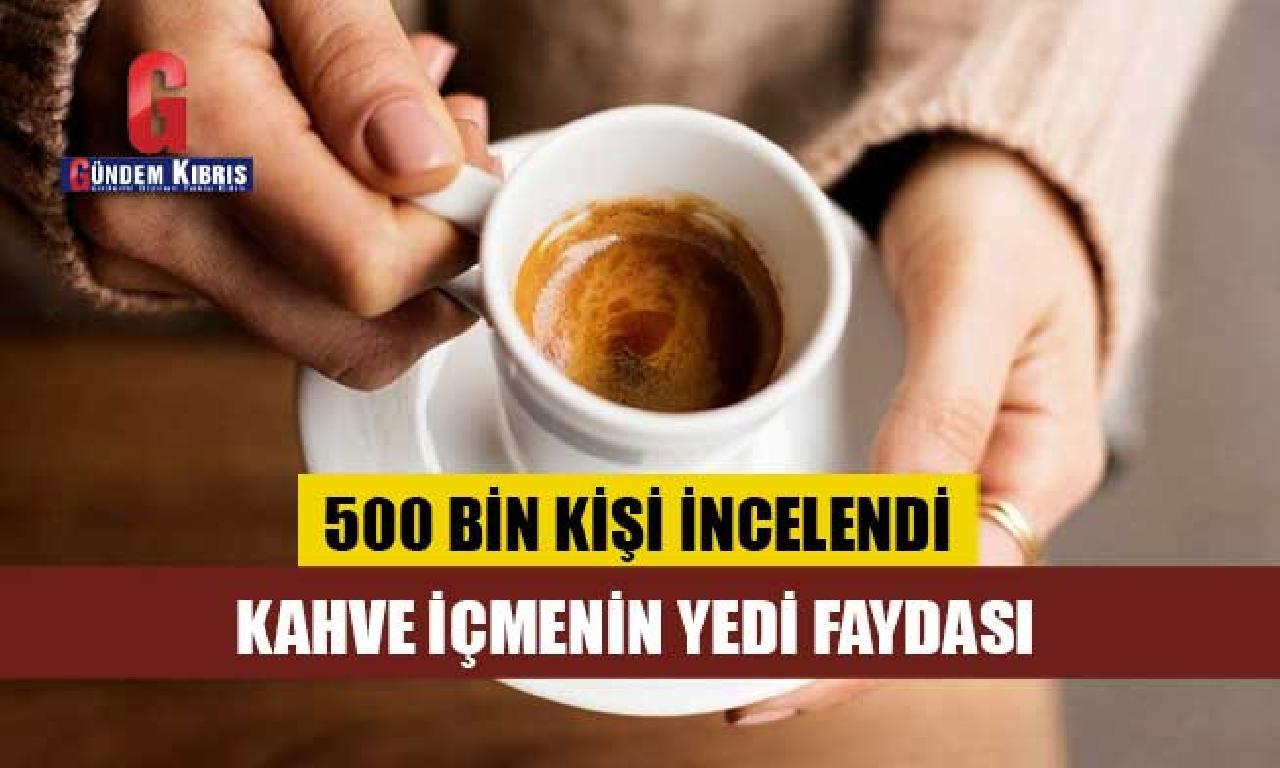 Düzenli namına kahve içmek, sirozdan ölüm riskini yüzde 50 oranında azaltıyor