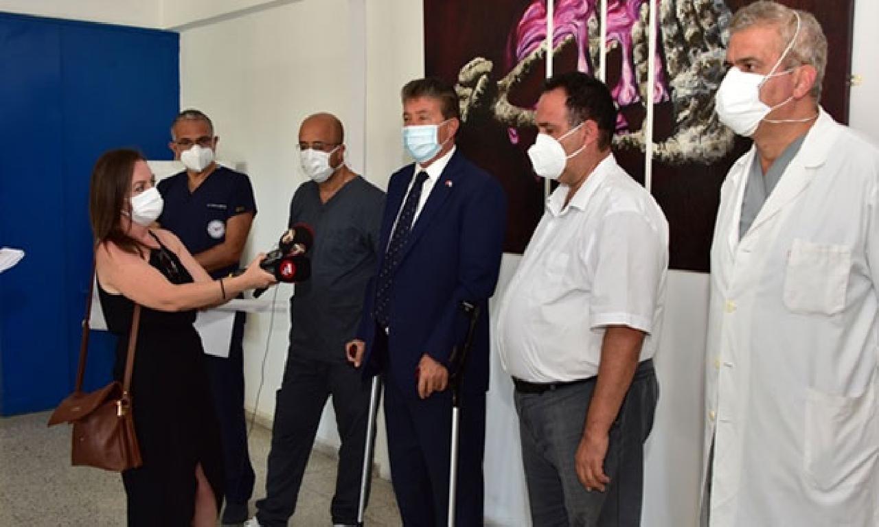 Kalp dahi Damar Cerrahi Servisi'ne tek ameliyathane henüz eklenecek