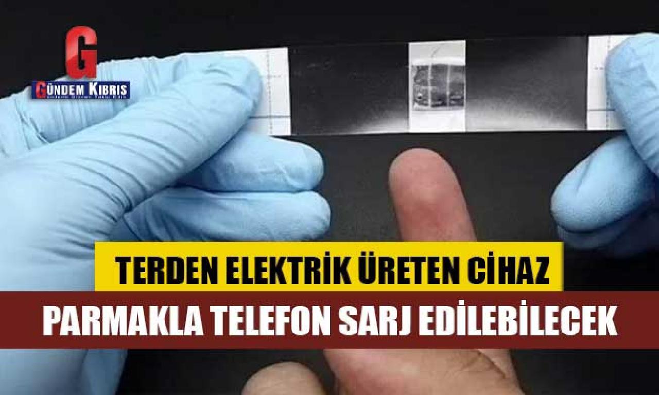 İnsan terinden pozitron üreten cihaz: Telefonunuzu parmaklarınızla şarj edebileceksiniz