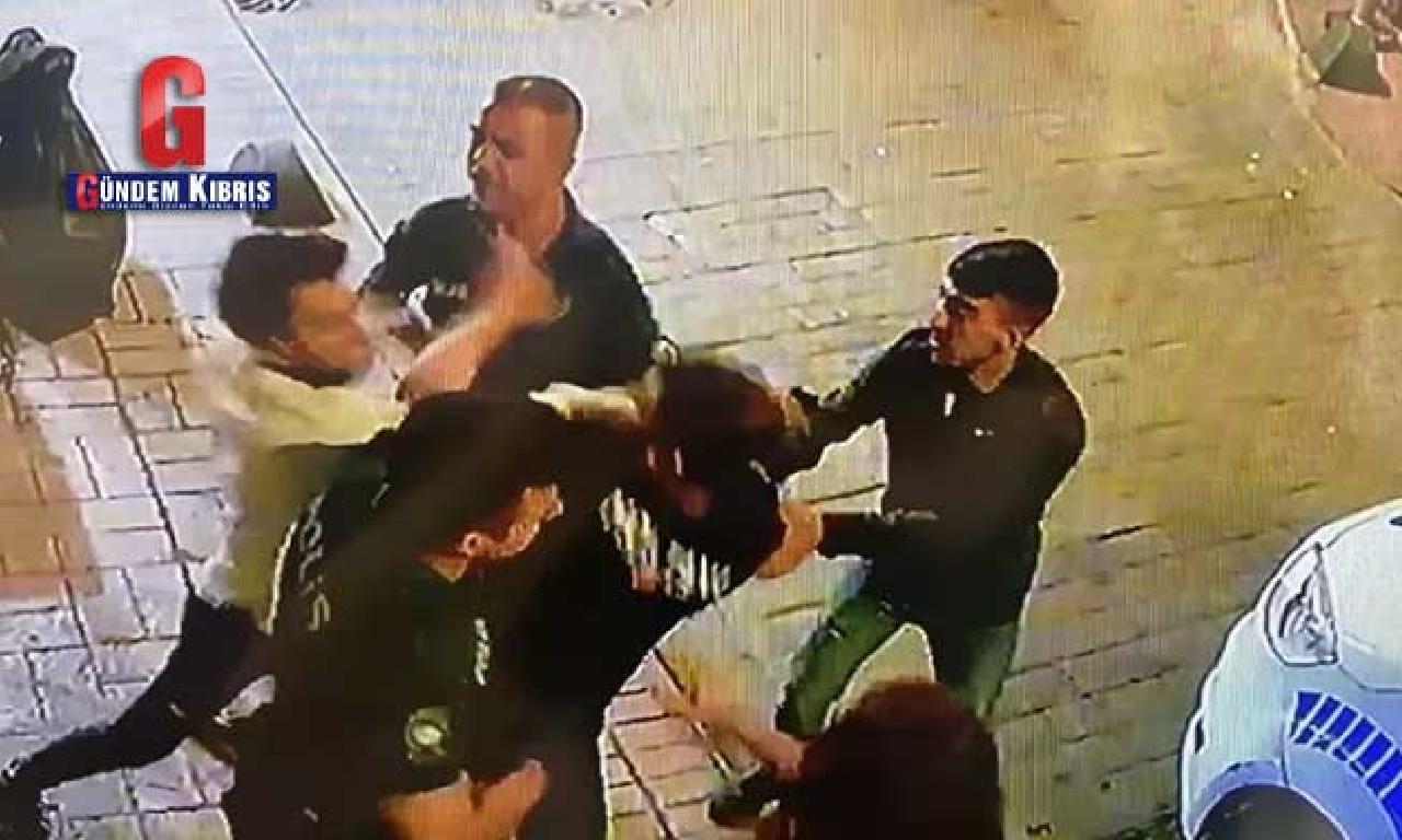 Şarkıcı Çağatay Akman'ın yıpranmış sevgilisinin kapısına dayanıp darbettiği görüntüleri ortaya çıktı