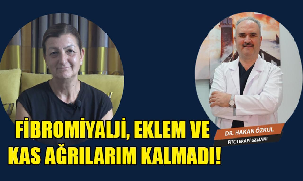 Aygen Nazlıoğlu: Fibromiyalji, mafsal dahi adele ağrılarım kalmadı!