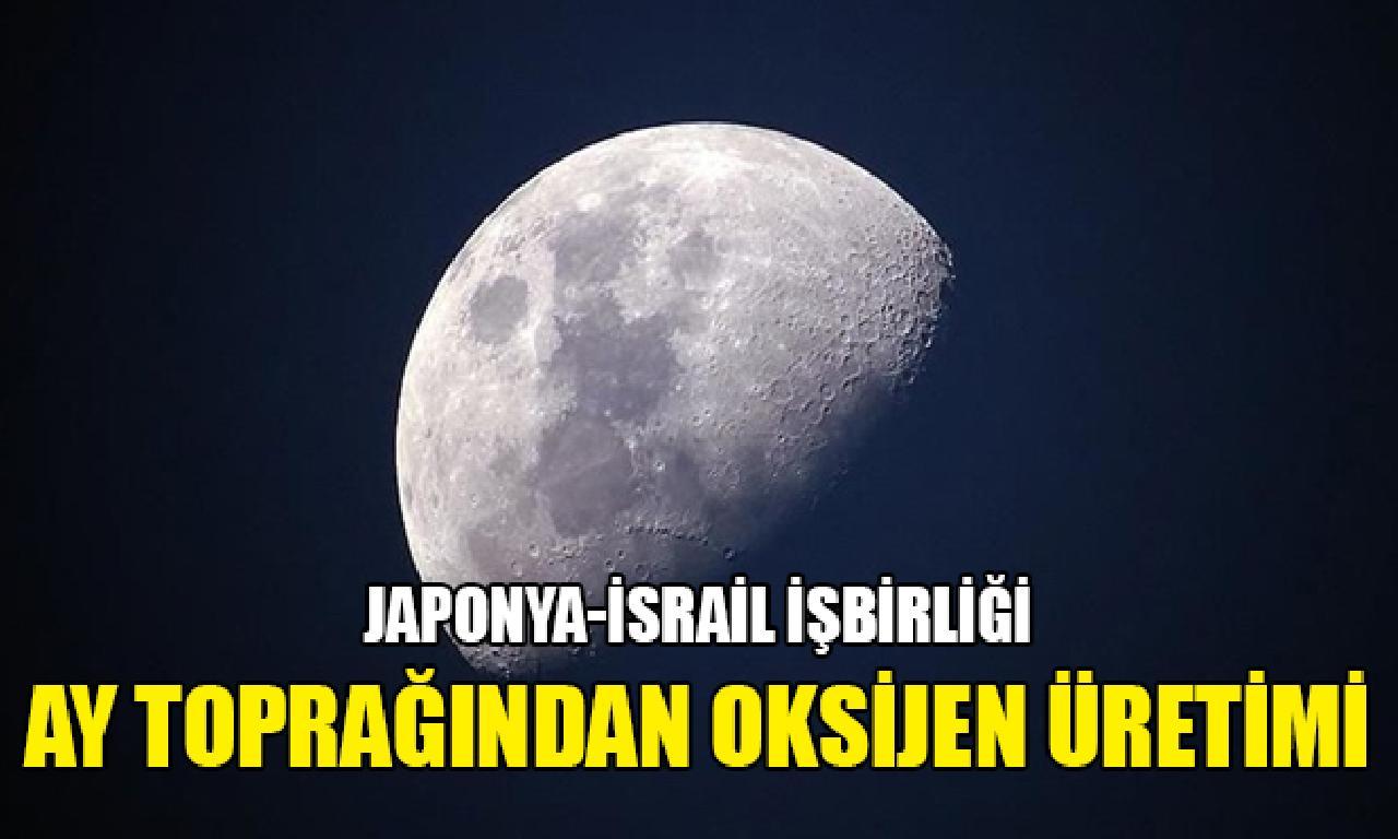 Ay toprağından rengi üretimi için işbirliği