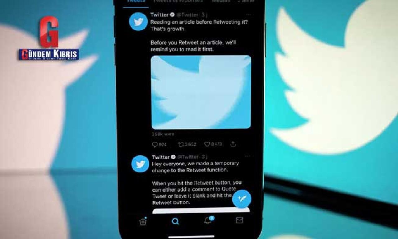Sosyal iletişim ortamı devlerinden 'mavi tik' uyarısı