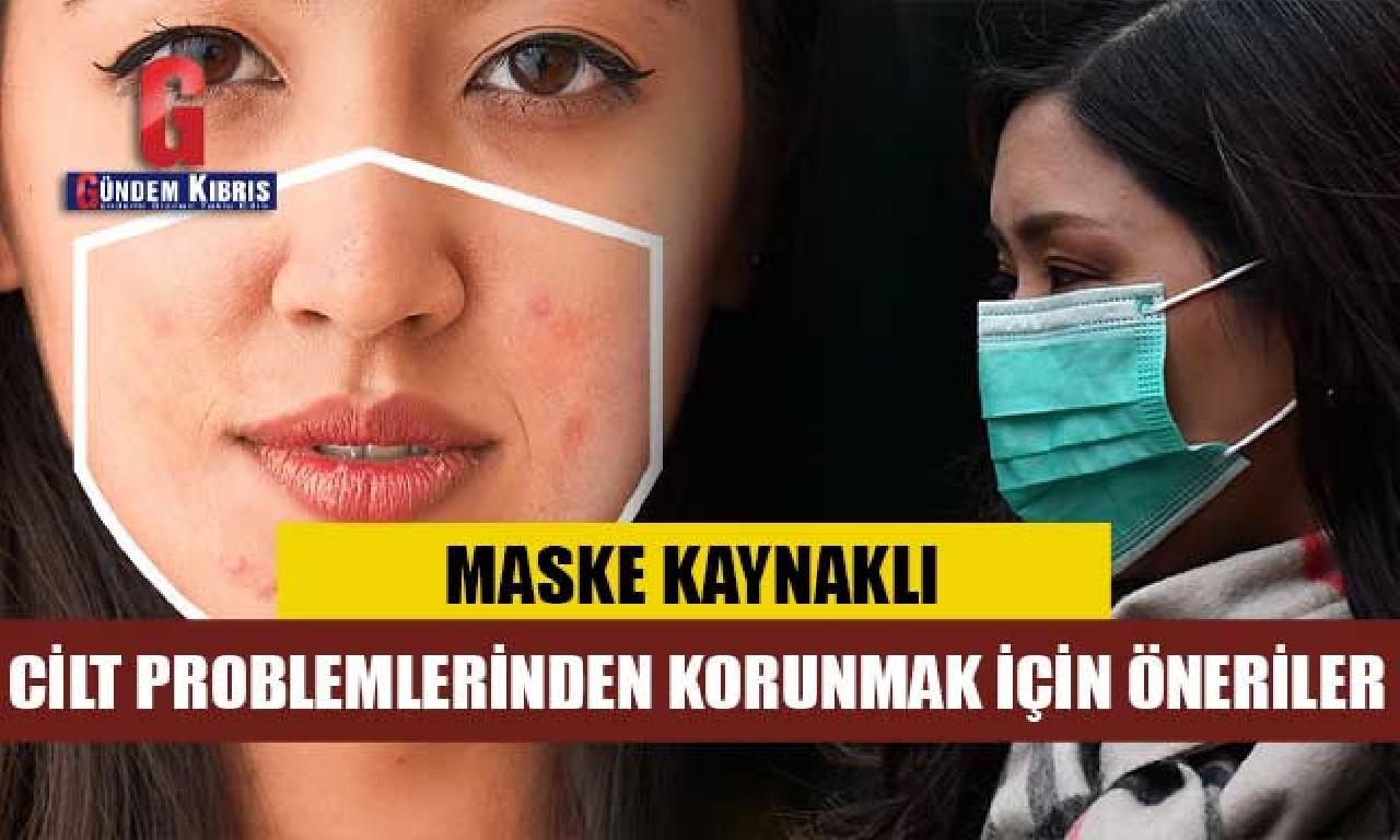 """Cildinizi COVID-19 maskelerinin yarattığı """"maskne""""ye karşı korumanız mümkün!"""