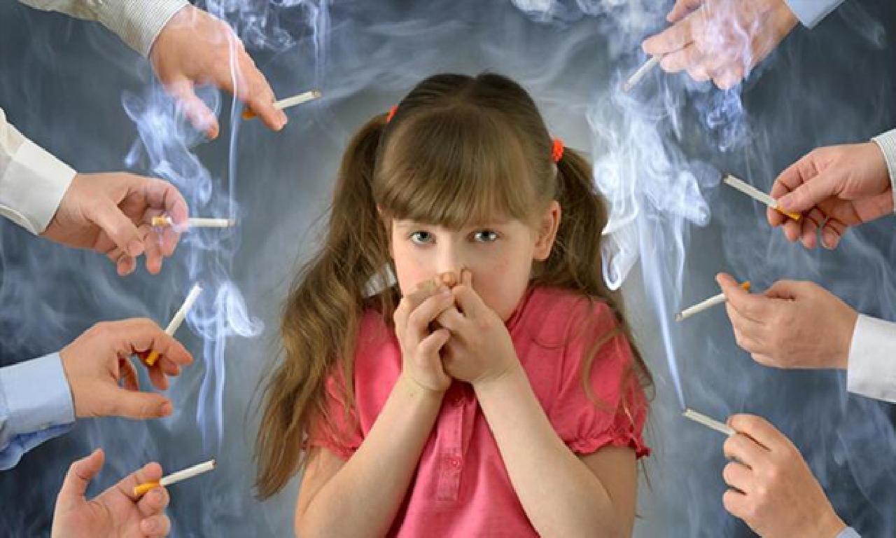 Çocuklukta cıgara dumanına sunulan kalanlarda romatoid mafsal iltihabı riski artıyor
