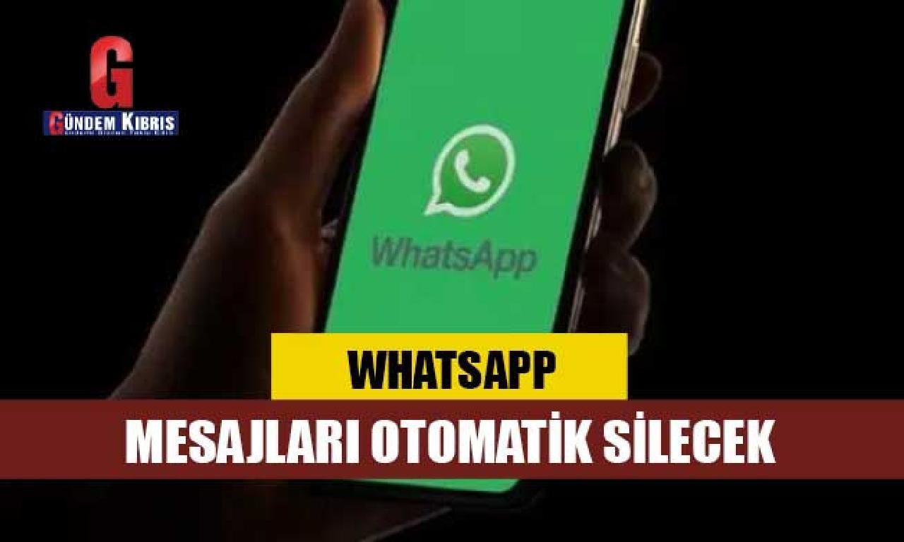 WhatsApp mesajları özdevimli paspas